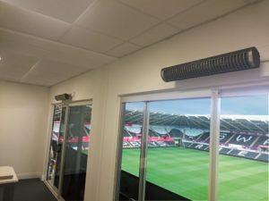 Herschel Aspect XL in Liberty Stadium
