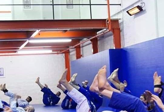Herschel Colorado heating a martial arts school