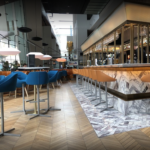 Calefacción por infrarrojos para bares, cafeterías, hoteles y restaurantes