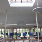 Calefacción por infrarrojos para escuelas