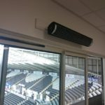 Calefacción del pabellón deportivo Herschel Aspect XL en Liberty Stadium