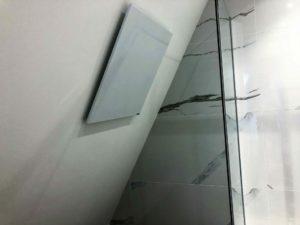 Stylish heating for bathrooms