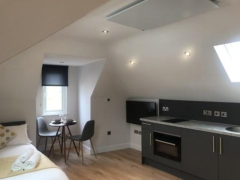 Las conversiones de loft son extensiones populares para el hogar donde Herschel ofrece la opción perfecta en calefacción.