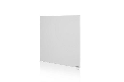 El propietario instala paneles Herschel Infrared XLS White en sus pisos