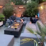 Calentadores de patio Herschel